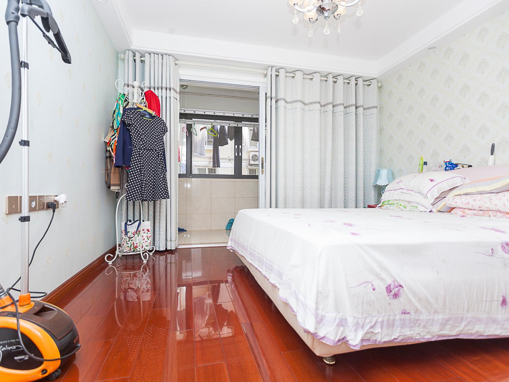 清河公寓改善3房新装修30万采光无遮挡小区环境好有地下室