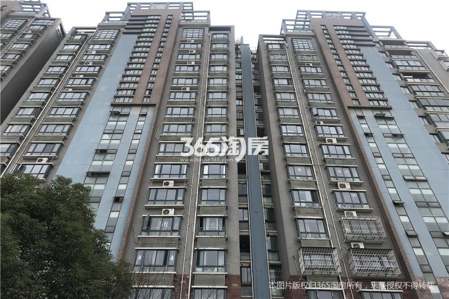 江宁区百家湖水月秦淮天秀湾128.00㎡精装4室1厅