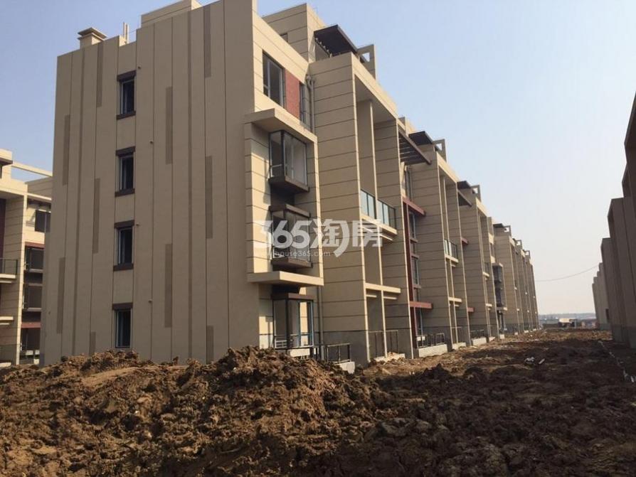 银城蓝溪郡3室2厅1卫88平米2017年产权房精装