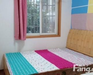 油坊桥地铁口小区 精装次卧室 拎包入住 可月付 可短租