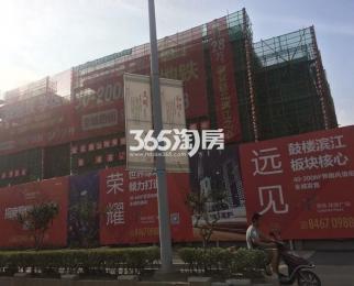 三号线五塘广场旁 大型商业体 12年托管 年8的收益 绿地品牌