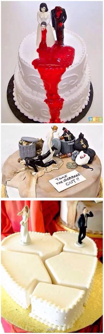 有创意的蛋糕设计图片