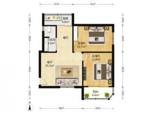 中间楼层 满五年 金陵汇文不占 采光好 房子使用面积大 诚售