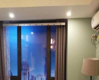 花样年喜年中心 鼓楼地铁口 精装交付 48米挑高公寓 随时