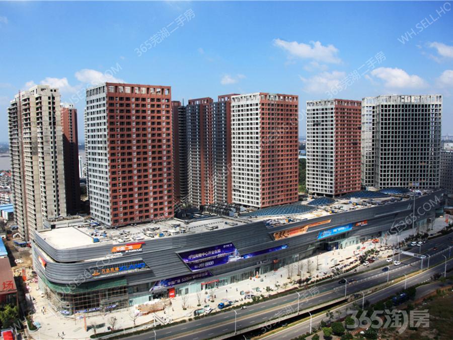 华强广场-市中心地段+小区附近配套+ 钻石楼层设施好+八佰伴