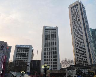 新街口 鼓楼区 金陵饭店亚太商务楼旁 世贸中心 顶 级甲写