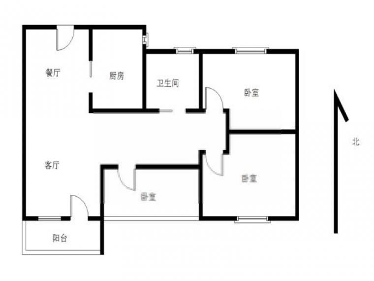 新出 天泽苑 精装三房 满两年 5号线地铁口 南北通透 看房方便