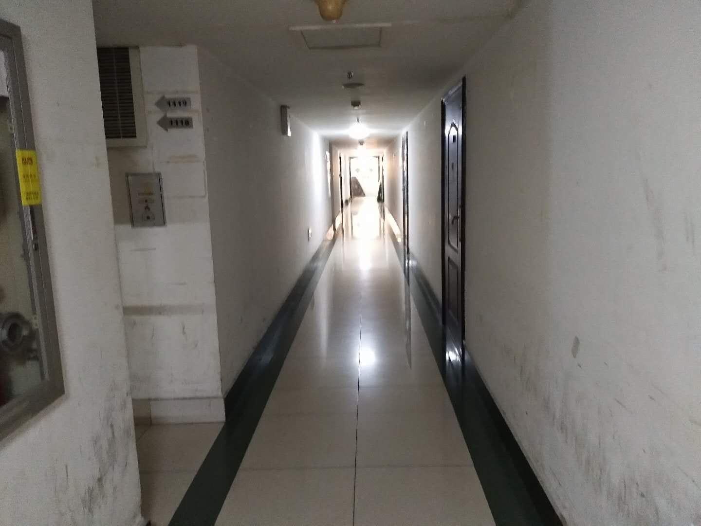 玄武区珠江路新世界中心B座1室0厅户型图