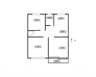 湖南路 马台街 铁路南街 精装两房 急租 拎包入住