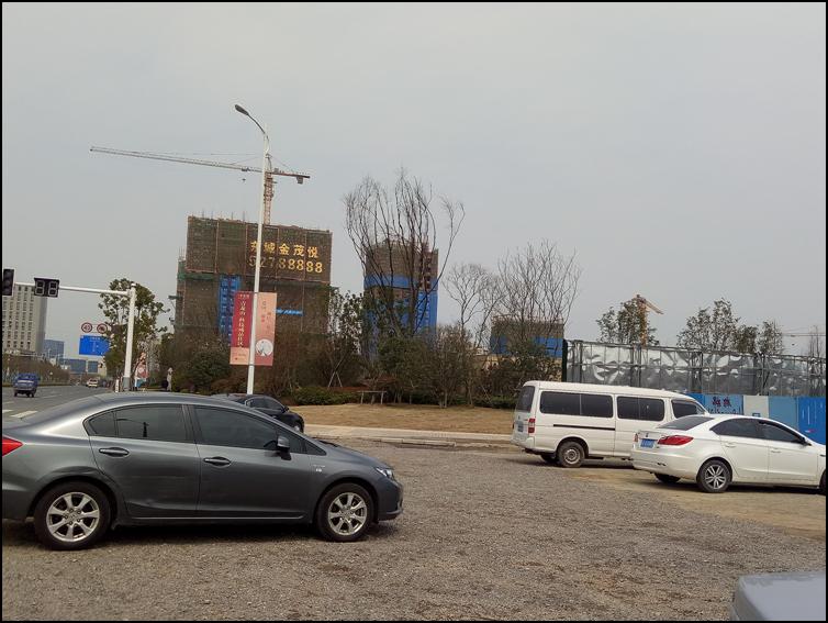 【东城金茂悦3月成长记】目前5#楼已经卖完,一起来看看最新工程进展