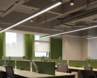 河西CBD 嘉业国际410平大平层 精装办公家具齐全