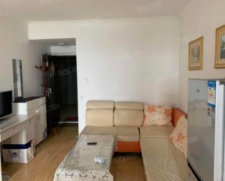 国际公寓 精装朝南单室套 1号线地铁 有车位有钥匙
