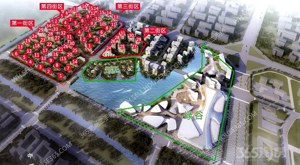 芜湖小区 鸠江区 雕塑公园 苏宁环球城市之光  房博士咨询热线 小区