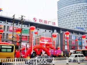 联盛商业广场54�O可注册公司整租豪华装