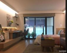 江北高新区3号线星火路站 4米8挑高 双钥匙可做两层出租精装修