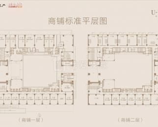 鼓楼5号线地铁口中海滨江U LIVE精装挑高公寓 送中央空调