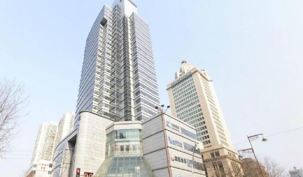 秦淮区长乐路投资大厦120.00㎡精装1室1厅