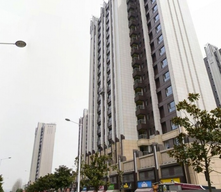 中天铭廷3室2厅1卫100平米2016年产权房精装