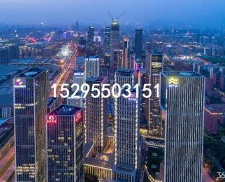 南京金融城 租赁中心 河西CBD高端楼宇 整层1568平方