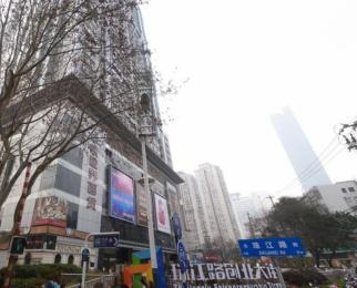 新世界中心A座1010室133平方出租,钥匙在B座7楼物业