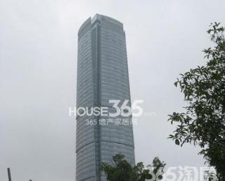 南京河西地标 新地中心 精装修 全套办公家具 名企入驻 双