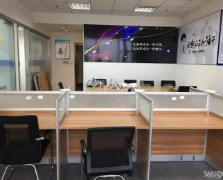 新世纪广场地标建筑 大行宫地铁口 精装现房 有办公家具