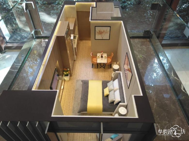 实探正荣中心天寓!绝版双钥和SOHO平层公寓,你怎么选?