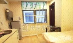 单身公寓 精装修 汉中门莫愁湖地铁站 安静安全 拎包入住