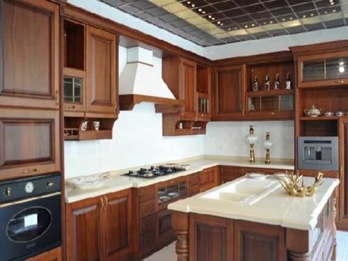 欧式古典厨房设计-装修宝典-365家居宝商城