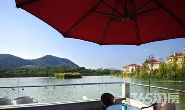 南京旁边茅山5a风景区内高德庄园度假村三山一水环绕景观别墅