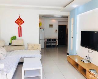 马群东 麒麟锦城 两室居家装修 采光好 房间都朝南 随时看