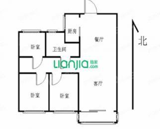 随时看房 南京南站旁 精装三房 拎包入住 万科物业 中上楼层