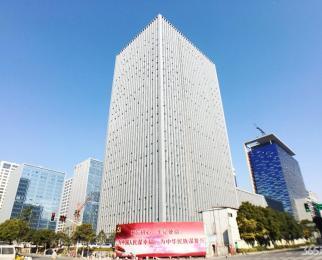 甲方直招 双地铁 舜禹大厦 高得房率 整层1650平面积可分