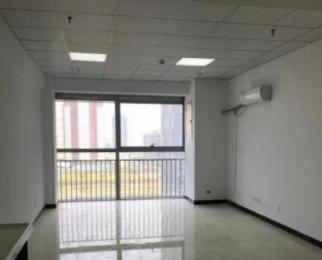 南京南站旁绿地之窗60㎡写字楼可注册全新精装朝南