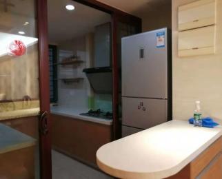 万达西地三房两卫 给你一个拎包入住的家 户型方正 随时看房
