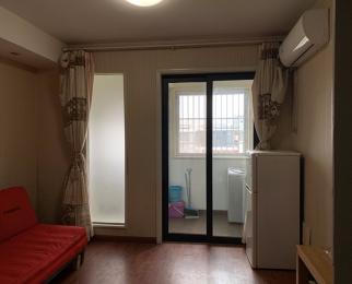 仙林学则路康桥圣菲新出单室套家具家电齐全拎包入住 有钥