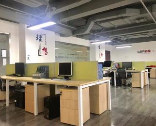 软件谷科技园区内 豪装带家具出租 视野好 性价比超高