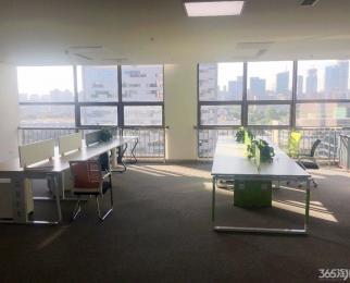新城科技园 安科大厦 精装84平首租 中高区 随时看房