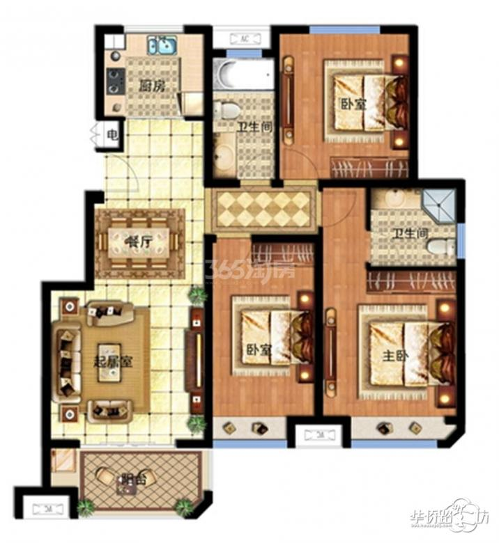 【面面看房】之明发香山郡,低密度花园洋房,入手老山板块最低门槛!