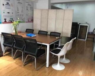 虹悦城涟城旁德盈国际广场 全套办公家具 精装车位多
