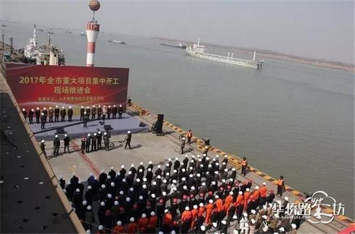 搞事情!镇江砸532亿助力宁镇扬一体化,重点项目将达95个!更加拉近了与南京的距离