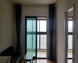 万汇城南区 精装两室 设施齐全 拎包入住地铁口 随时看房