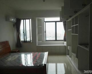 顾家单身公寓44平米1600元月 家电齐全 拎包入住
