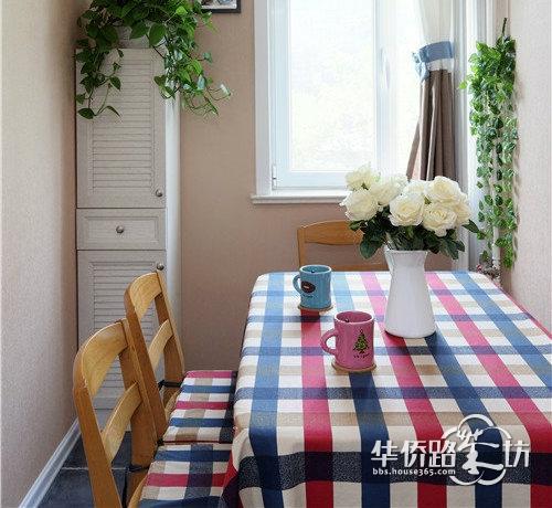 小户型欧式田园风格小户型客厅设计图赏