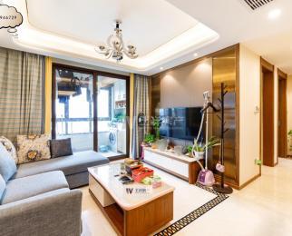 奥南 鲁能公馆 居家精装大两室 拎包入住 业主急租