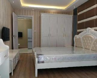 急租 精装两室套 拎包入住 南北通透 家具齐全 上海路 省