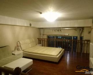 临近新街口 大行宫长江路九号精装单室 干净整洁 居家装修