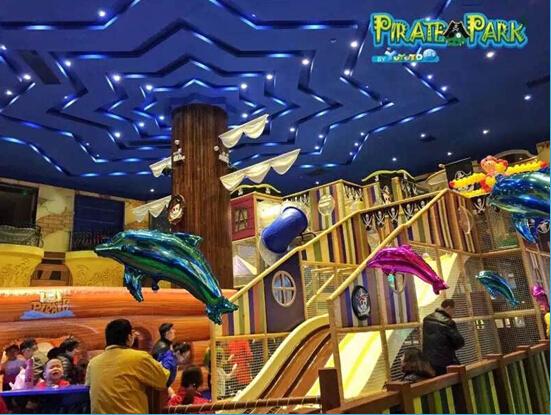 悠游堂海盗主题乐园超值预售票卡优惠来袭!带你开始奇幻探险之旅!