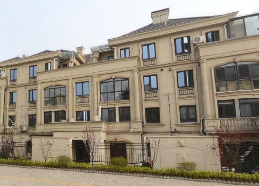大湖美锦4室2厅2卫150平方产权房毛坯