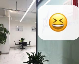 河西网红写字楼艺树家工场143㎡精装修办公室出租